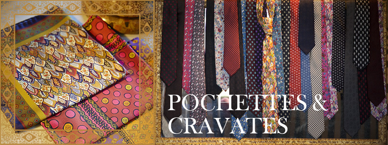 Ties/Pouches