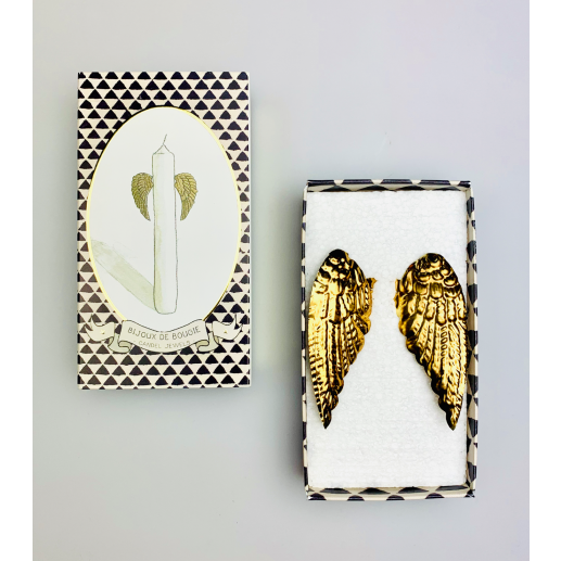 WINGS candle jewelry boncoeurs