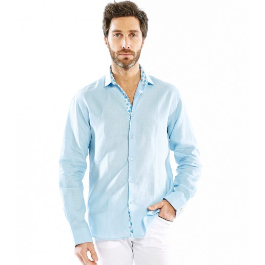 "Men's slim fit ""St Tropez"" shirt"