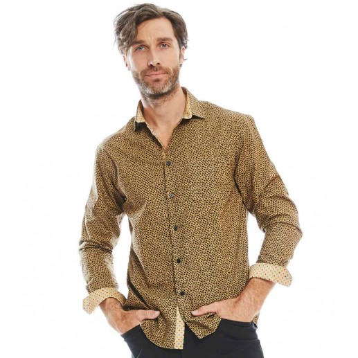 dorian mens slim fit shirt