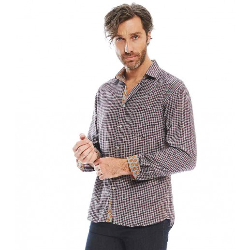louisa mens slim fit shirt