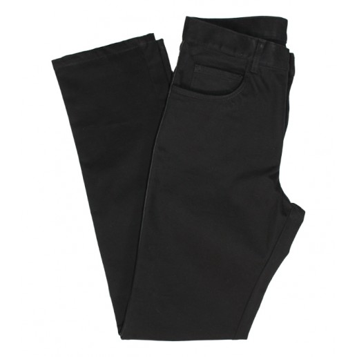 Men's black Gardian trousers