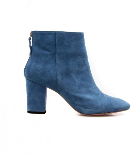 Bottines Camden bleu