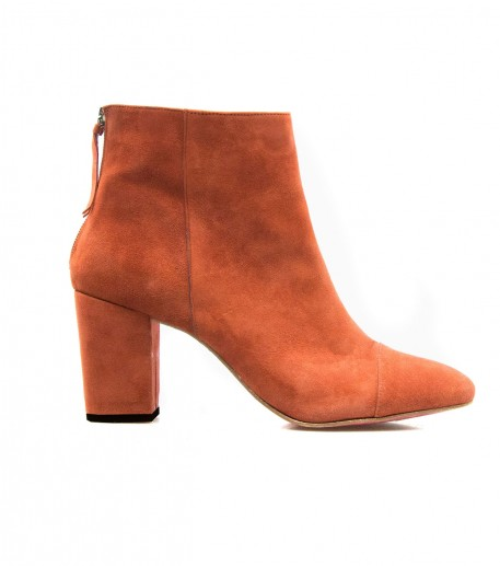 Bottines Camden brique