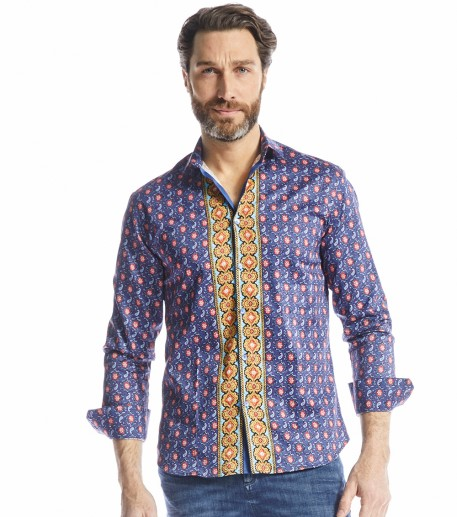 Eclipse men's slim fit shirt