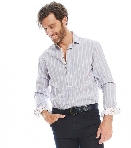 camille mens slim fit shirt