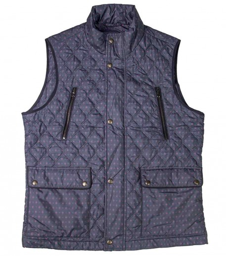 "Men's ""Karl"" sleeveless jacket"