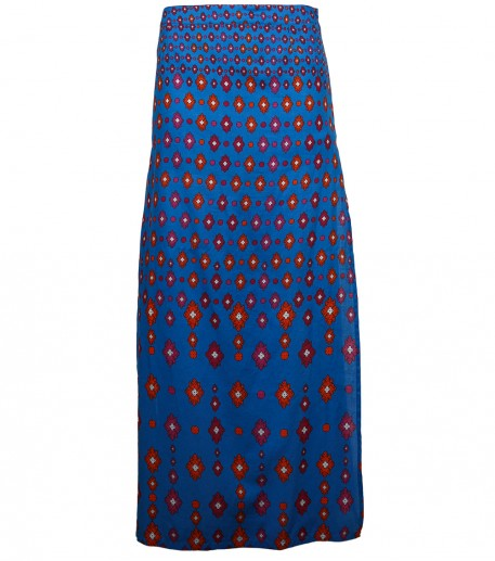 "Bintou long ""Maravilla"" skirt"