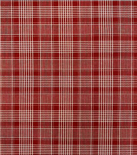 Tissu coton PROVENCE rouge