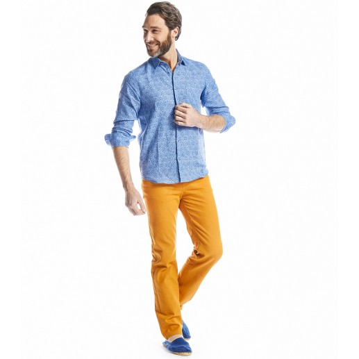 Pantalon IZA orange