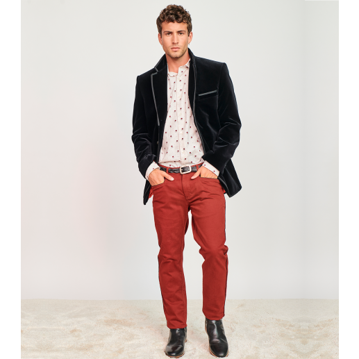 Pantalon PACO chili