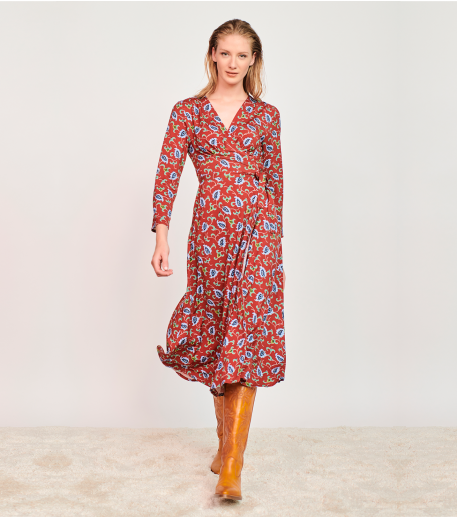 Robe DIANE Bourrasque chili