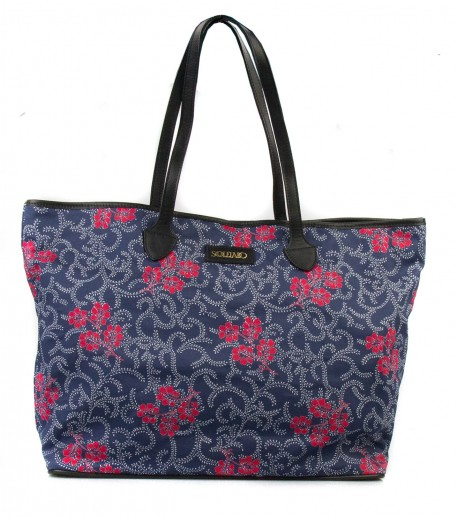 Sac cabas rose Arabella