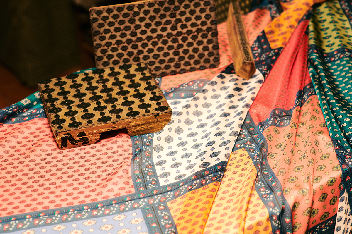 Collection Foulards